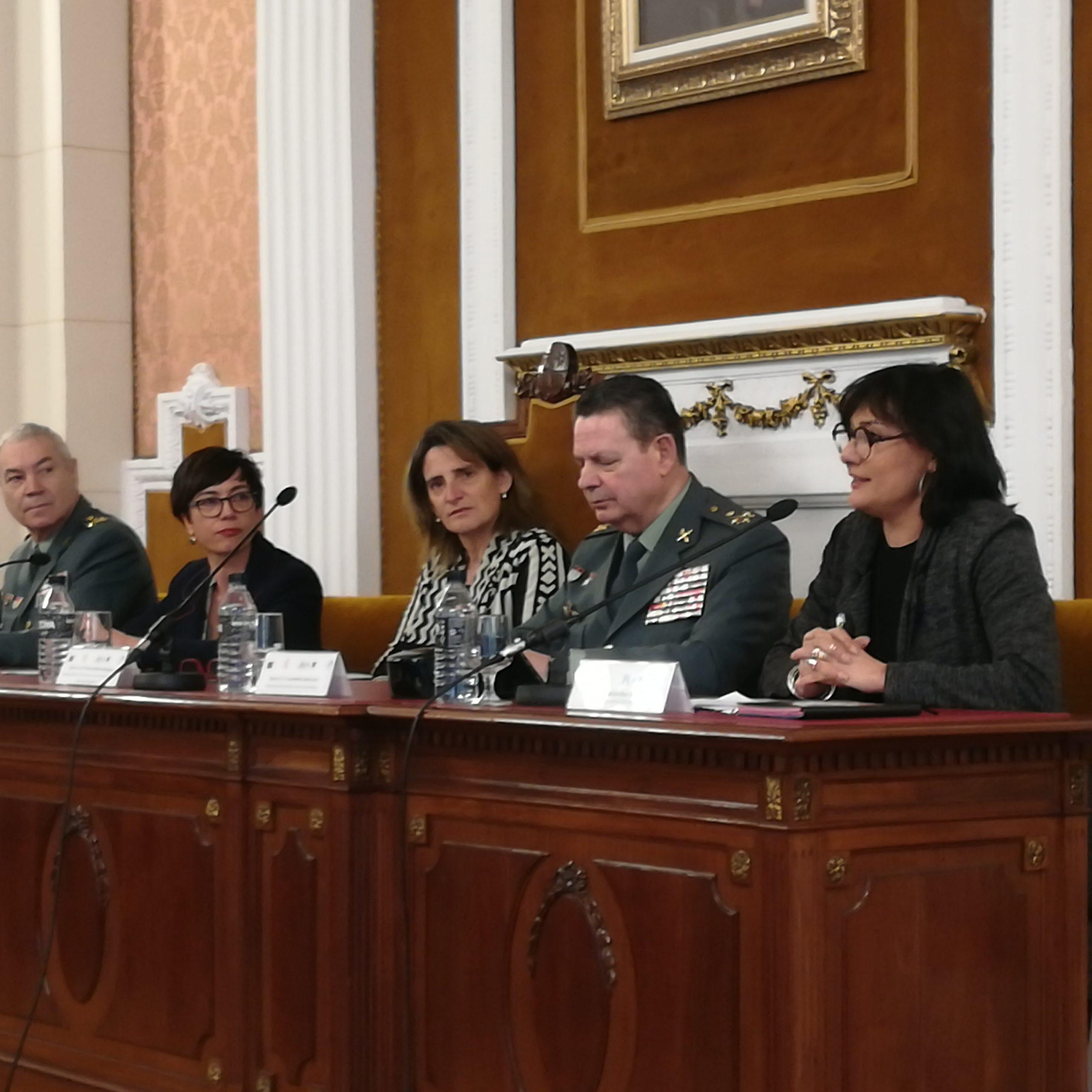 Semana internacional sobre investigación de delitos ambientales
